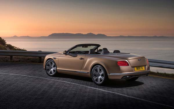 Bentley Continental GTC (2015-2017) Фото #232
