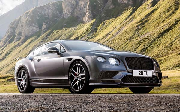 Bentley Continental Supersports (2017...) Фото #281