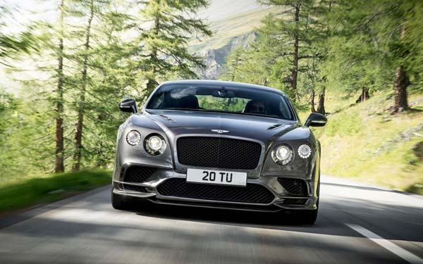 Bentley Continental Supersports Convertible (2017...) Фото #284