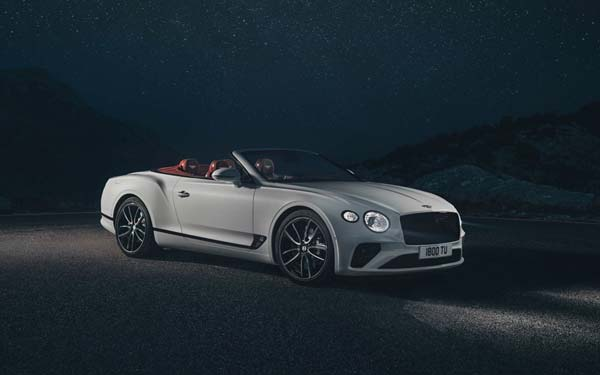 Bentley Continental GTC (2018...) Фото #341