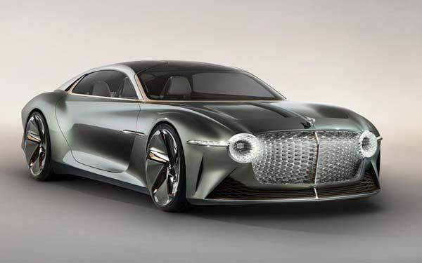 Bentley EXP 100 Concept