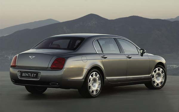 Bentley Continental Flying Spur (2005-2013) Фото #2