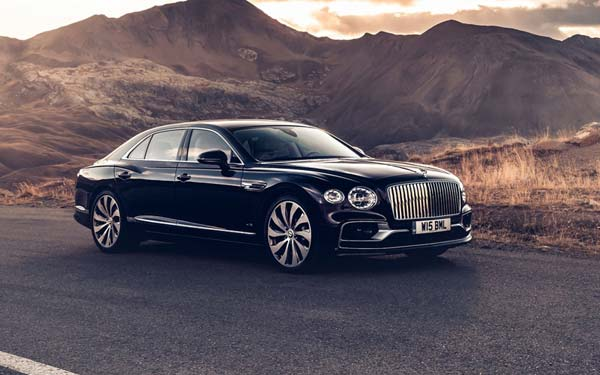 Bentley Flying Spur (2019...) Фото #51