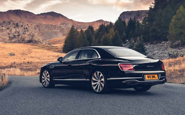 Bentley Flying Spur (2019...) Фото #52