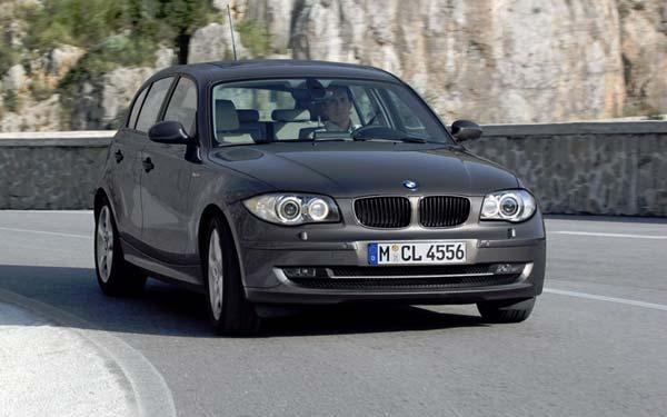 BMW 1-series 2007-2011