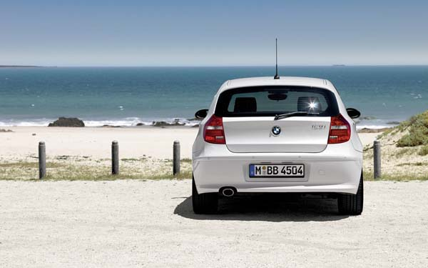 BMW 1-series 3-Door 2007-2011