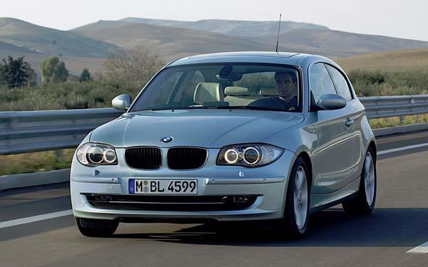 Фото BMW 1-series 3-Door  (2007-2011)