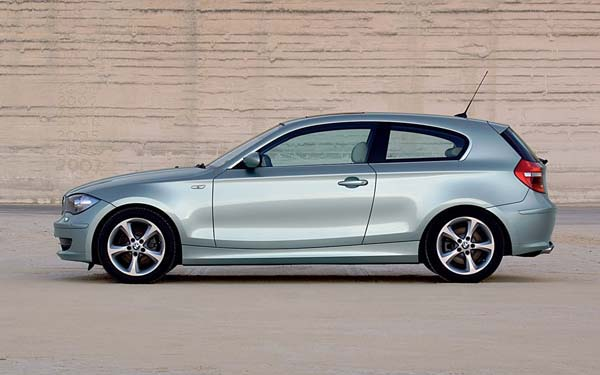 Фото BMW 1-series 3-Door  (2007-2011)