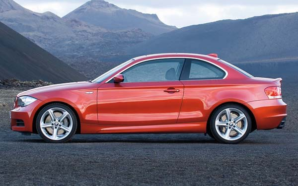 BMW 1-series Coupe 2007-2012