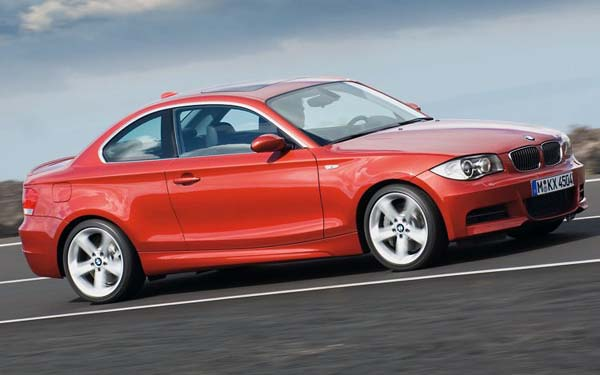 Фото BMW 1-series Coupe