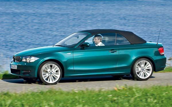 Фото BMW 1-series Convertible