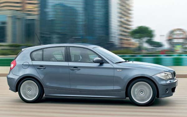 BMW 1-series 2004-2006