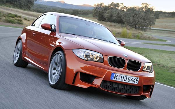 BMW 1-series M Coupe (2010-2012) Фото #51