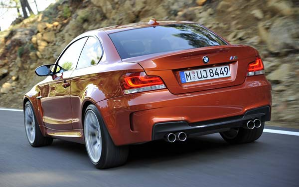 BMW 1-series M Coupe 2010-2012