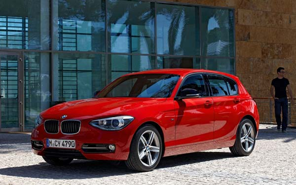 BMW 1-series 2011-2015