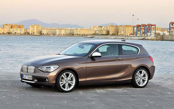 BMW 1-series 3-Door 2012-2015
