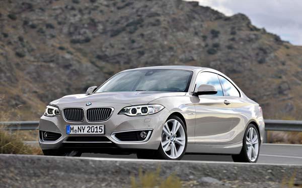 BMW 2-series 2014-2017
