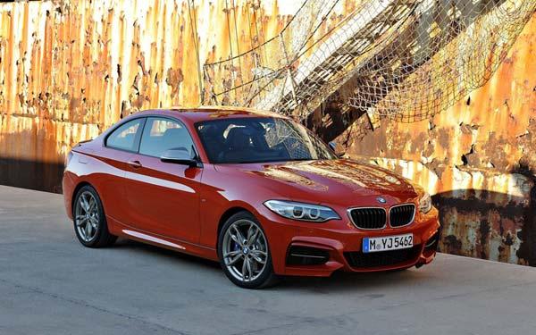 BMW M235i 2014-2017