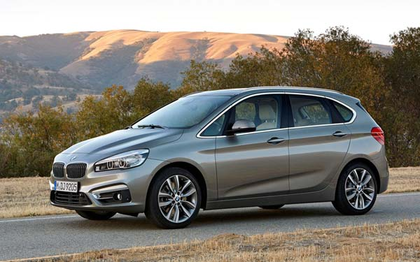 BMW 2-series Active Tourer (2014-2018) Фото #81