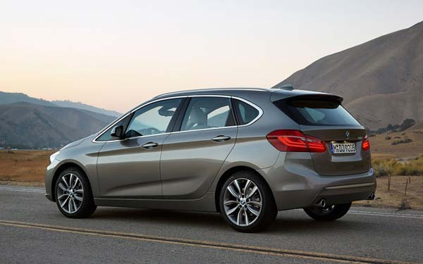 BMW 2-series Active Tourer (2014-2018) Фото #82