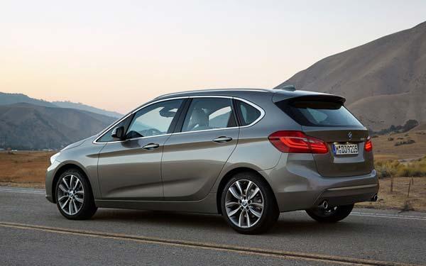 BMW 2-series Active Tourer 2014-2018