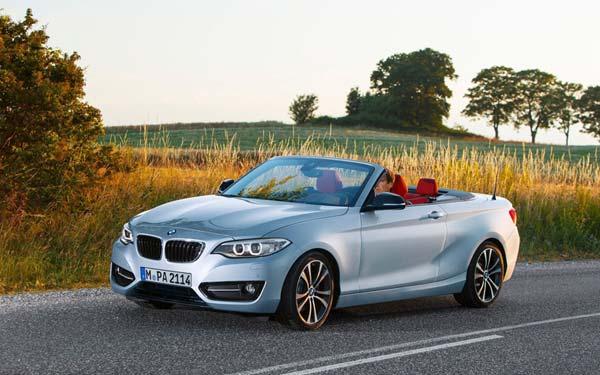 BMW 2-series Cabrio 2014-2017