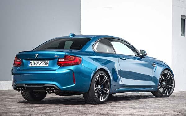 BMW M2 2015-2017