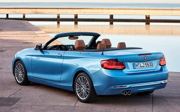 BMW 2-series Cabrio