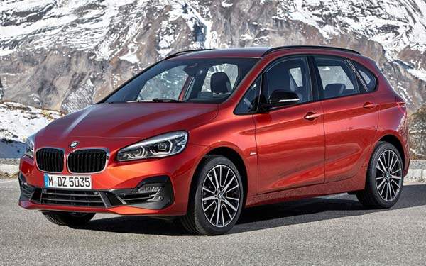 BMW 2-series Active Tourer (2018...) Фото #371