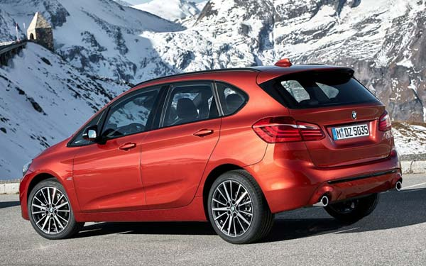 BMW 2-series Active Tourer (2018...) Фото #372