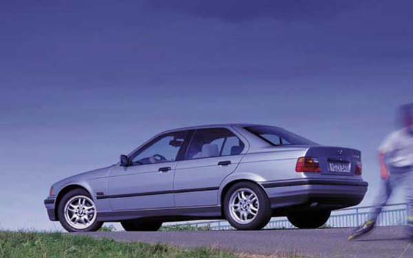 BMW 3-series 1990-1998