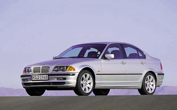 BMW 3-series 1998-2001