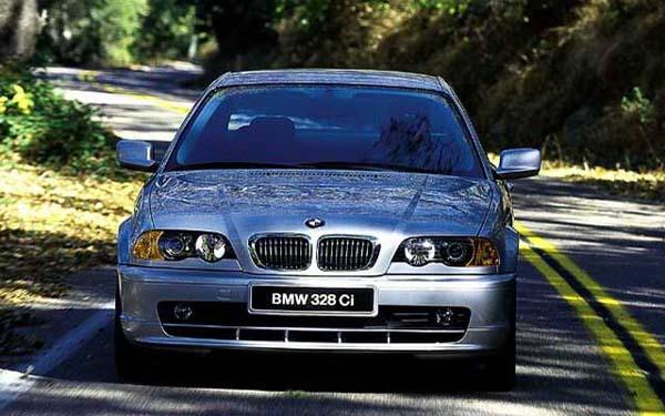 Фото BMW 3-series Coupe  (1999-2002)