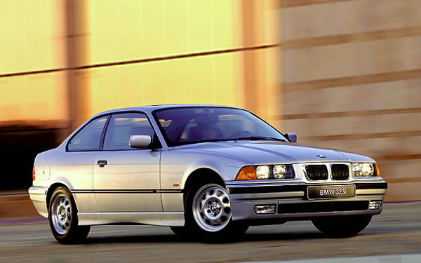 BMW 3-series Coupe 1992-1998
