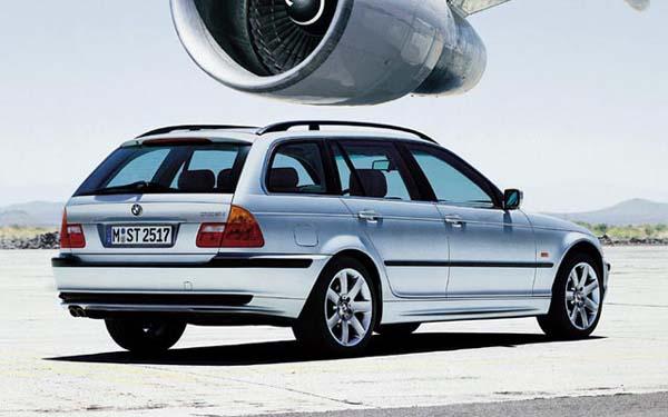 BMW 3-series Touring 1999-2001