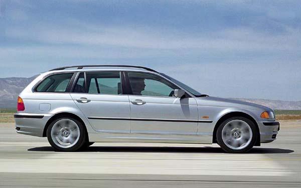 Фото BMW 3-series Touring  (1999-2001)