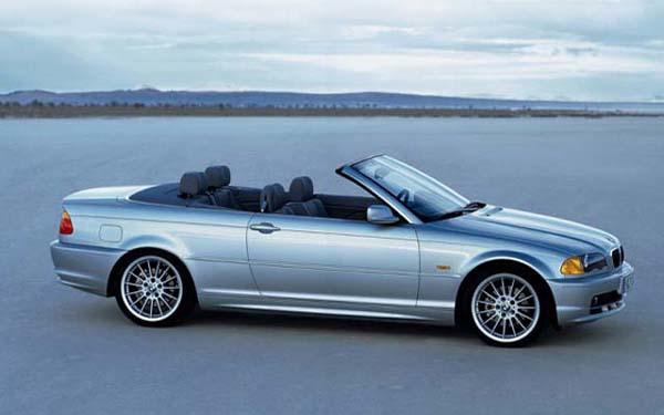 BMW 3-series Cabrio 2000-2002
