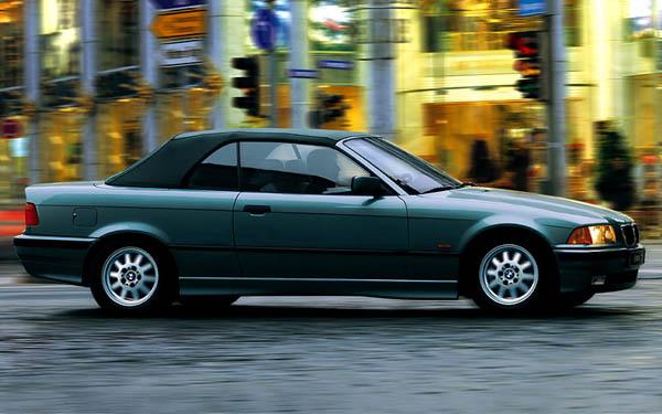 BMW 3-series Cabrio 1994-1999
