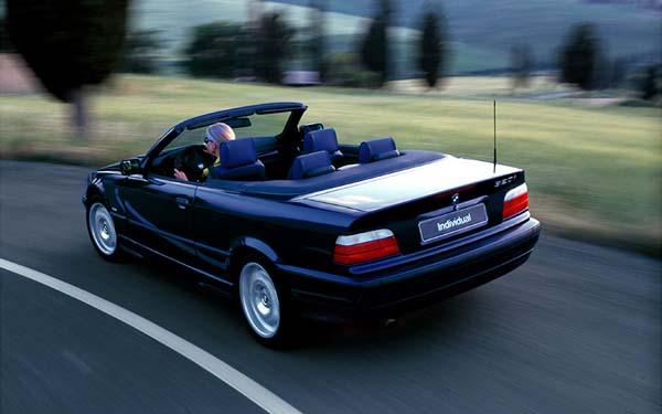 Фото BMW 3-series Cabrio  (1994-1999)