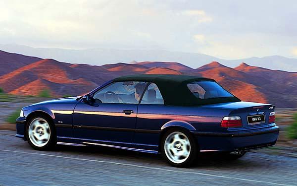 BMW M3 Convertible 1995-1999