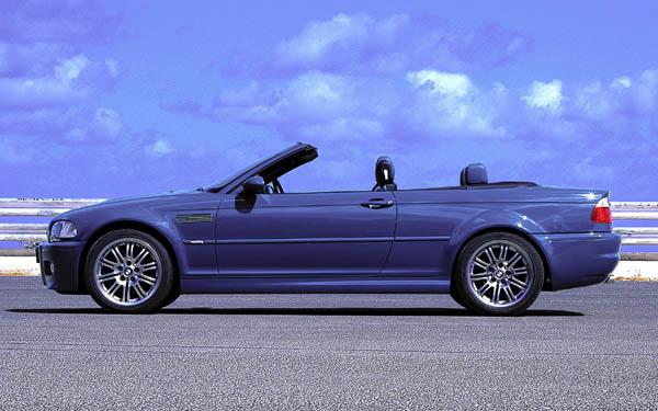 BMW M3 Convertible 2001-2005