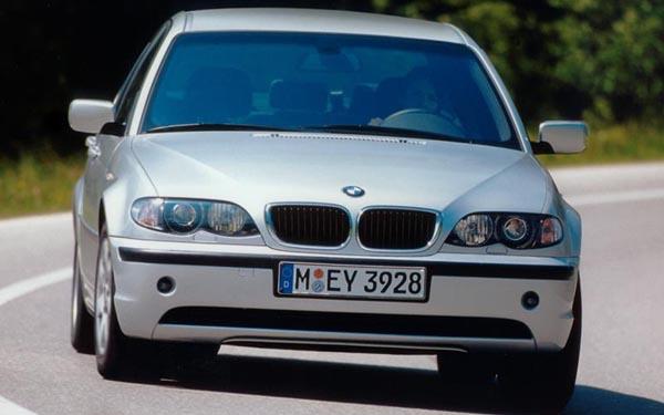 BMW 3-series 2002-2005