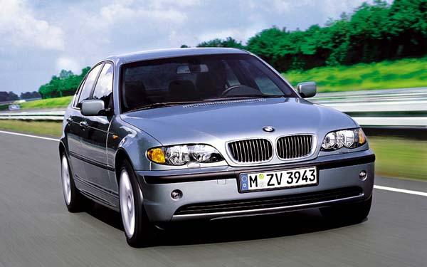 Фото BMW 3-series  (2002-2005)