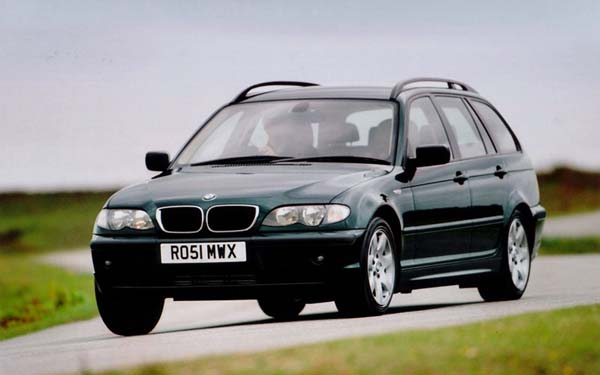 Фото BMW 3-series Touring  (2002-2005)