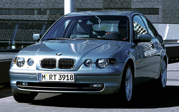 BMW 3-series Compact 2001-2005