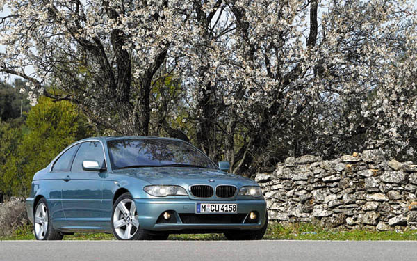 BMW 3-series Coupe 2003-2005