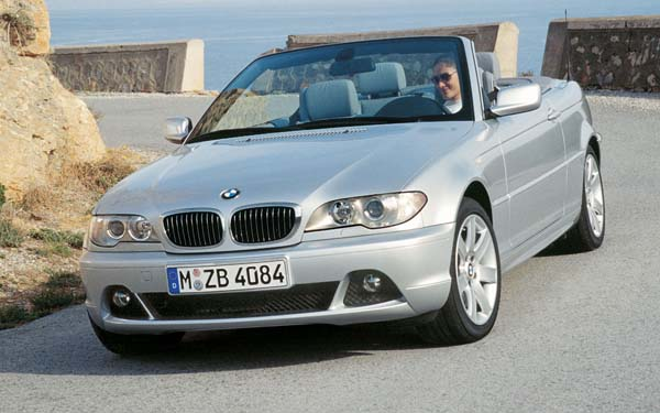 BMW 3-series Cabrio 2003-2006