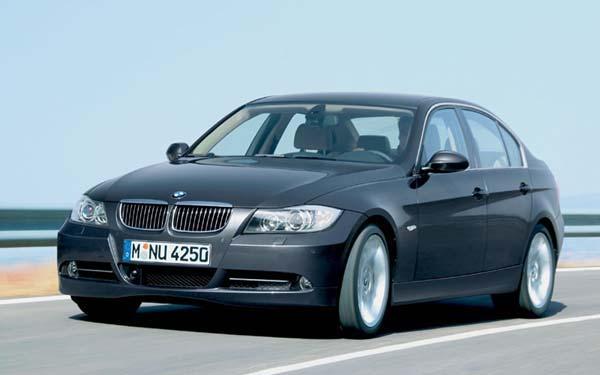 BMW 3-series 2005-2008