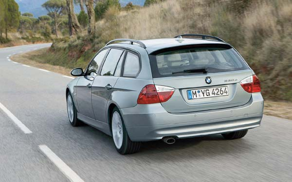 BMW 3-series Touring 2005-2008