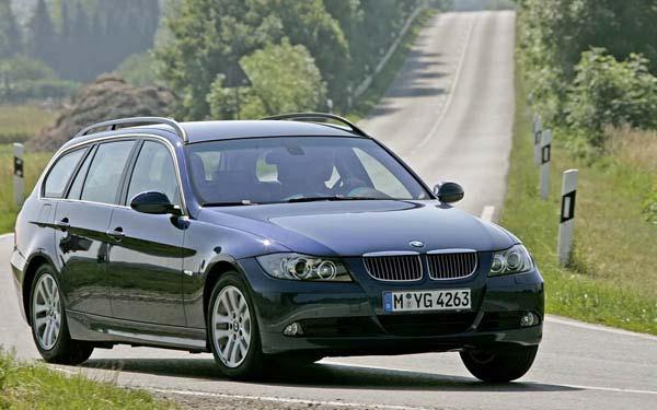 Фото BMW 3-series Touring  (2005-2008)